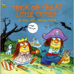 Click to find Trick or Treat Little Critter in the catalog