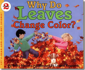 Click to find Why do leaves change color? in the catalog